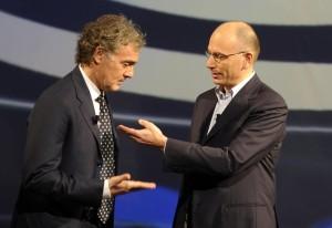 TV: Rai 1: Enrico Letta a Domenica In