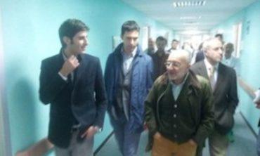 Visita ispettiva Ospedali Milazzo – Barcellona P.G.