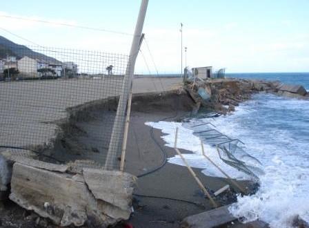 Interrogazione Erosione Coste Siciliane