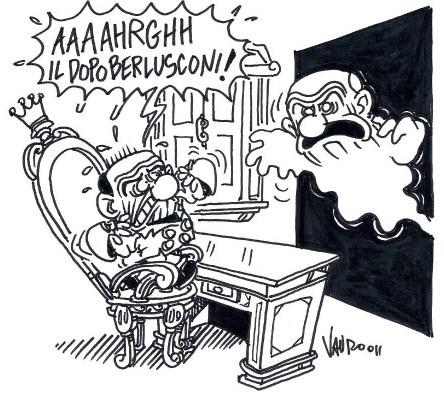 Il dopo Berlusconi