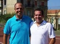 Angiolino Alfano e Ciro Gallo