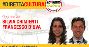 Giovedì 27 febbraio #DirettaCultura