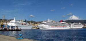 Albatros, Carnival Breeze, Msc Splendida 1