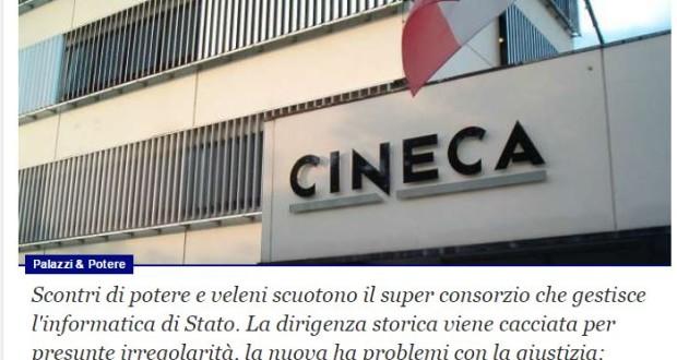 """CINECA, dubbi sulla nomina di Vannozzi. Il MIUR liquida così: """"Era il più adeguato"""""""