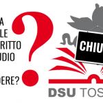L'Ardsu della Toscana rischia di chiudere: tutelare diritto allo studio!