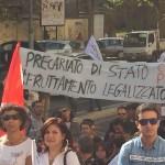 M5S a fianco dei precari che hanno protestato al Miur