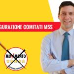 Prontissimi a inaugurare tre comitati elettorali M5S a Messina!