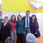 Entusiasmo e partecipazione per l'inaugurazione del comitato M5S di Messina