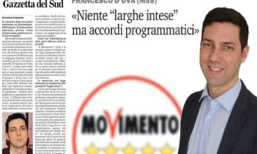 """A Messina M5S in forte crescita. No alle larghe intese"""