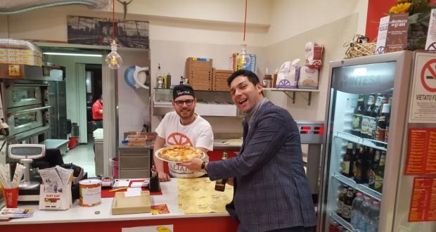 Grazie al microcredito M5S Ivan ha acquistato attrezzatura pizzeria!