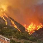 Rischio incendi a Messina, D'Uva: quali misure si stanno adottando per incolumità cittadini?