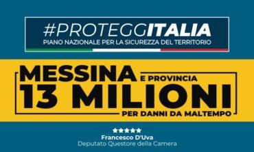 Piano Proteggitalia per Messina e provincia