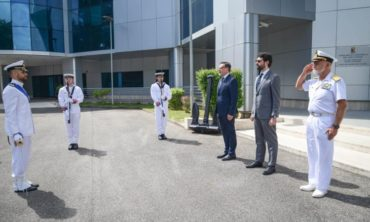 Visita alla sede del Comando in Capo della Squadra Navale – CINCNAV di Santa Rosa a Roma
