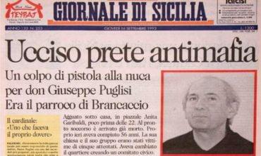 25 anni fa Don Pino Puglisi venne ucciso dalla mafia