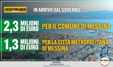 3,5 miliardi per il sostegno di Comuni, Province e Città metropolitane