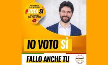 Referendum, il 20 e 21 settembre votiamo sì per continuare a cambiare l'Italia