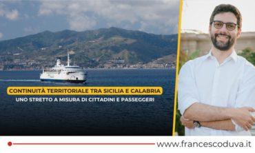 Continuità Territoriale tra Sicilia e Calabria: uno Stretto a misura di cittadini e passeggeri