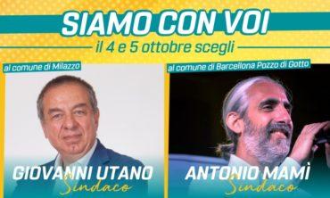 Amministrative in Sicilia, a tu per tu con i candidati M5S per Barcellona e Milazzo