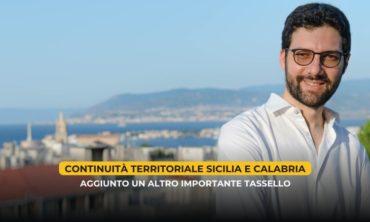 Continuità territoriale Sicilia-Calabria: aggiunto un altro importante tassello