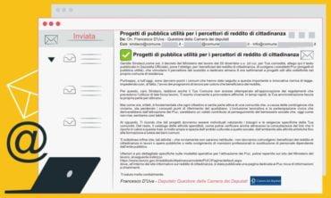 Reddito di cittadinanza e lavori socialmente utili: qual è la situazione a Messina?