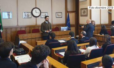 Le porte del Parlamento aperte ai nostri studenti
