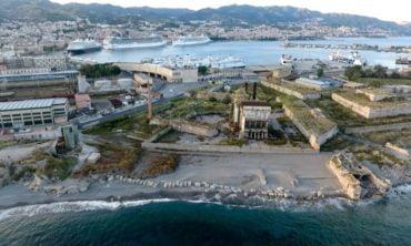 Real Cittadella di Messina: l'Autorità di Sistema Portuale dello Stretto inizia i lavori di riqualificazione