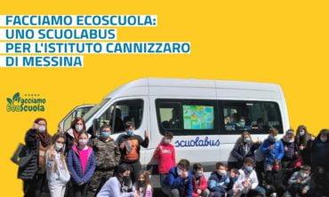 Facciamo Ecoscuola: uno scuolabus per l'Istituto Cannizzaro di Messina