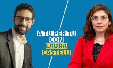 A tu per tu con Laura Castelli