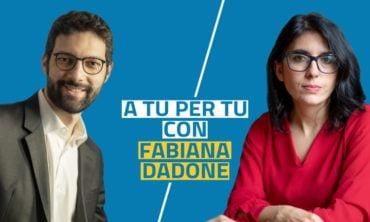 A tu per tu con Fabiana Dadone