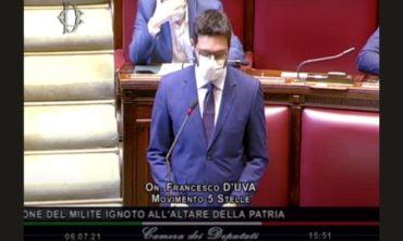 Il Milite Ignoto cittadino onorario in tutta Italia