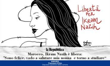 Scarcerata Ikram Nazih: la ragazza italo-marocchina torna a casa