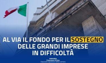 400mln per rilanciare le imprese italiane in difficoltà per la pandemia