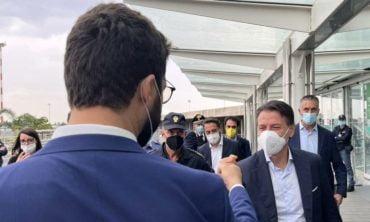 Amministrative 2021: con Conte in Sicilia per supportare i candidati del MoVimento 5 Stelle